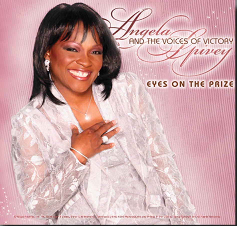 Eyes On The Prize CD Album