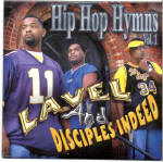 Lavel Gospel Hip Hop CD